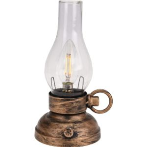 Carousel Home And Gifts Led Antique Lantern