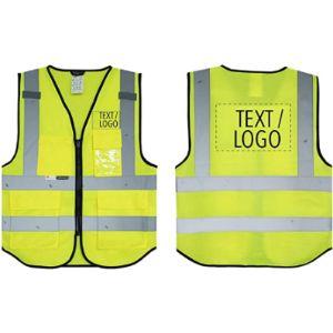 Salzmann Custom High Visibility Vest