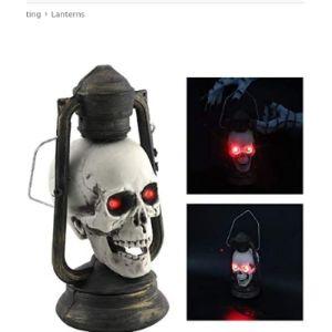 Sirigogo Led Lantern Halloween