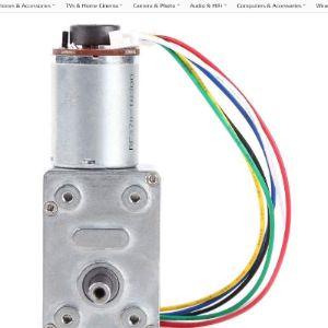 Tangxi Encoder Motor Controller