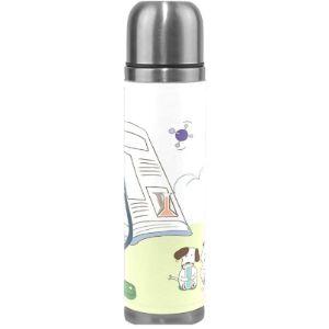 Like-Like Experiment Vacuum Flask