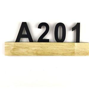 Bracket House Number