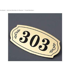 Lxj Creative House Number