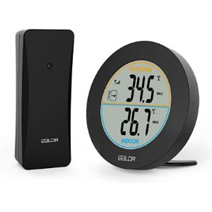 Emore Indoor Large Display Outdoor Thermometer