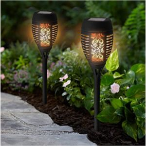 Greenfields Solar Led Torch Light