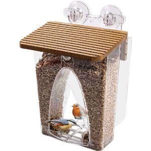 Roamwild Buy Window Bird Feeder