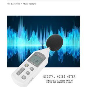 Meiyya Noise Measuring Instrument