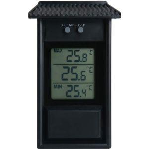 Vvciic Digital Greenhouse Max Min Thermometer