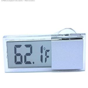 Vvciic Car Window Thermometer
