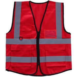 Sqiuxia Standard Safety Vest
