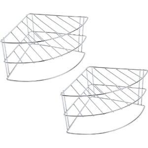 Esylife Corner Plate Shelf