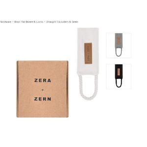 Zera And Zern Heavy Duty Door Draft Stopper