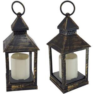 Astin Of London Led Antique Lanterns