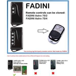 Fadini-Duplicator Universal Remote Control Duplicator