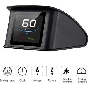 Powcan Gps Hud Speedometer