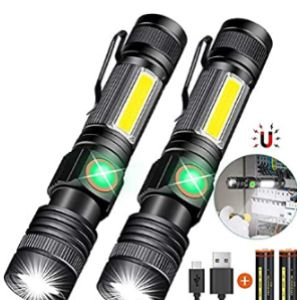 Rechargeable Camping Torch