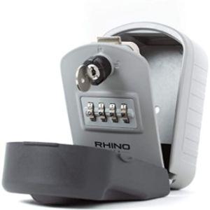 Rhino Lock Combination Lock Key Box