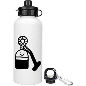 Azeeda Vacuum Cleaner Water Bottle
