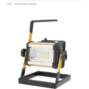 Lmdzsw Flood Light Holder