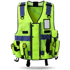 Hycoprot High Visibility Tactical Vest