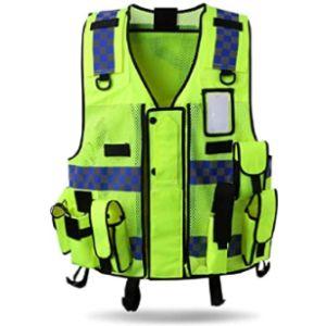 Hycoprot Safety Utility Vest