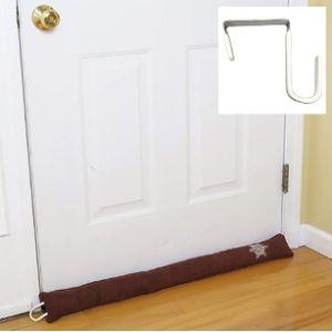 Evelots Door Draft Stopper