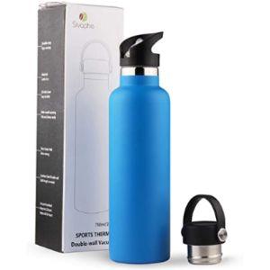 Sivaphe Leak Proof Stainless Steel Water Bottle