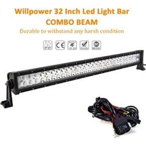 Willpower Led Work Lamp 12V