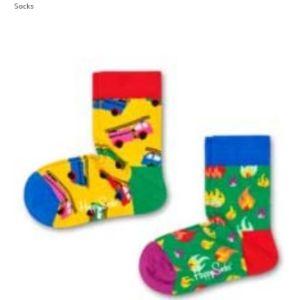Happy Socks Fire Sock