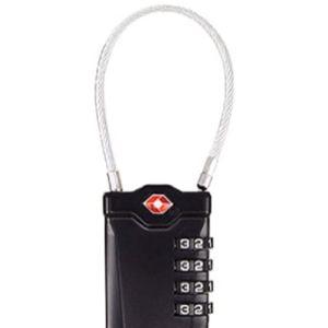 Airport Luggage Lock