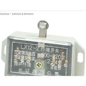 X-Dr Dpdt Limit Switch