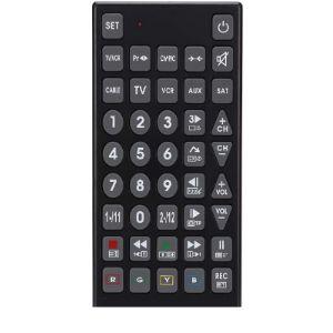 Ashata Vcr Universal Remote Control