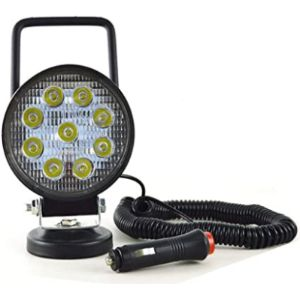 Willpower Led Work Light Round