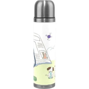 Carneg Experiment Vacuum Flask