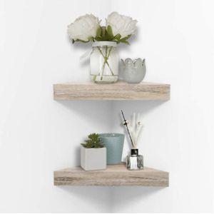 Ahdecor Corner Ledge Shelf
