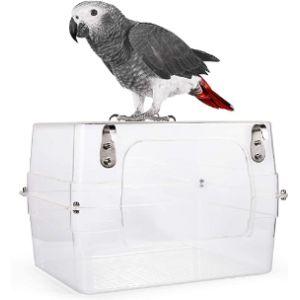 Colorday Cockatiel Bird Bath
