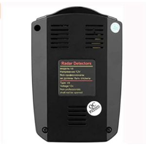 Police Car Speed Detector