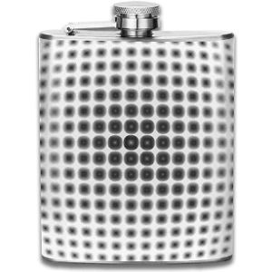 Web--Ster-Flask Outdoor Portable Small Hip Flask