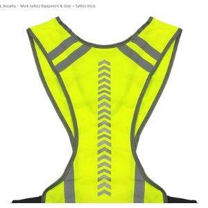 Rethyrel Pattern Safety Vest