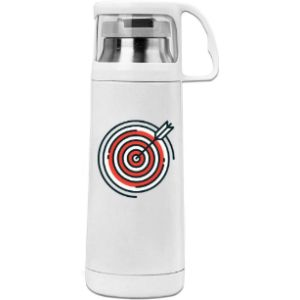 Bestqe Target Stainless Steel Water Bottle