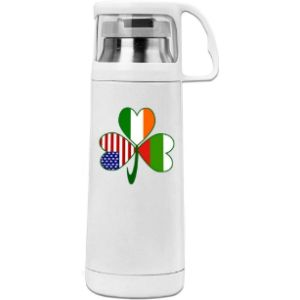 Bestqe American Made Stainless Steel Flask