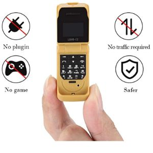 Wendry Keypad Flip Phone