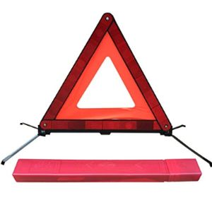 Motorcycle Warning Triangle