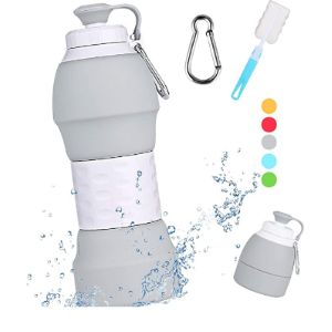 Wellwatch Collapsible Water Bottle Silicone