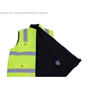 Qaryyq Cotton High Visibility Vest