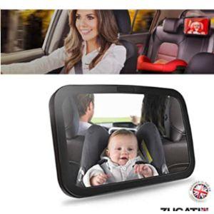 Zugati Universal Car Mirror