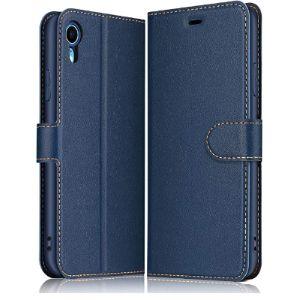 Elesnow Blue Flip Phone