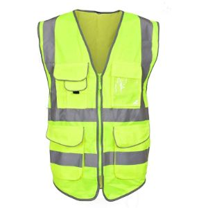 True Face Work Safety Vest