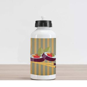 Traasd11An Japanese Insulated Water Bottle