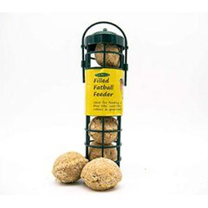 Oakdale Products Make Fat Ball Bird Feeder